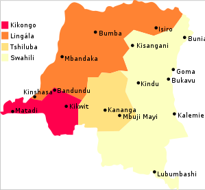 4 Main Languages Of Congo