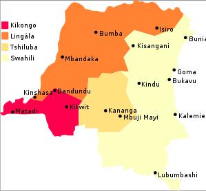 4 Main Languages Of Congo