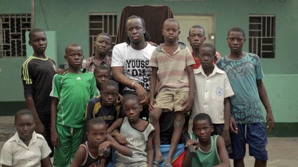 Youssoupha à Kinshasa