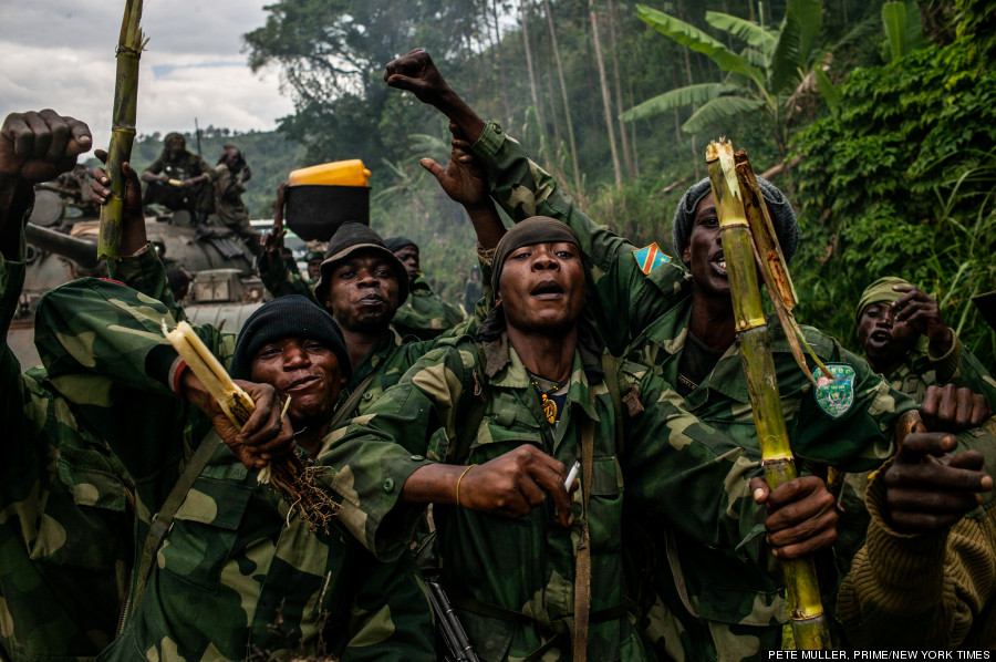 Democratic Republic of Congo War