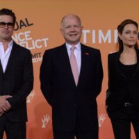 Not all messages about rape were welcome at Hague and Jolie's sexual violence summit