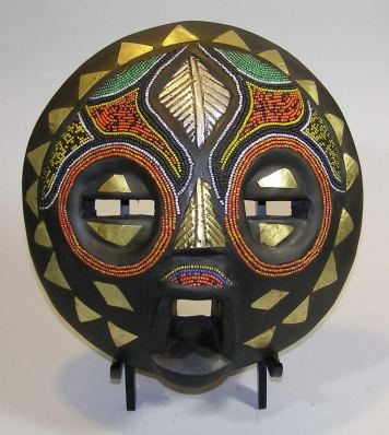 Masque Luba Cifwebe