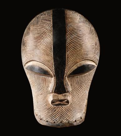 Masque Luba Songye