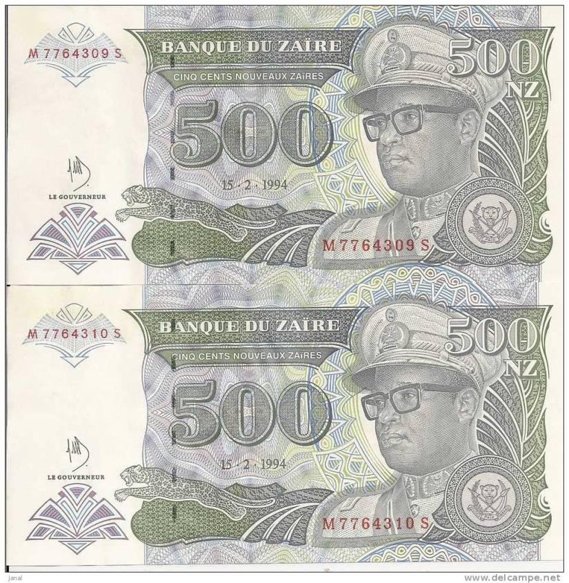 500zaires1994