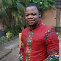 """Manyi"" by Alain Kabangu"