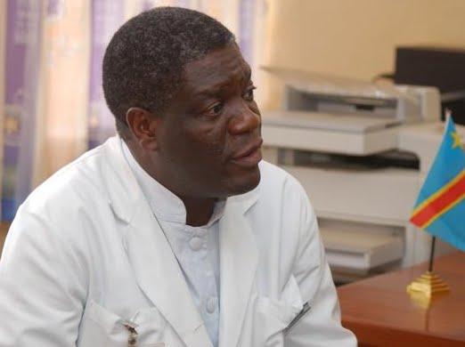 Dr Mukwege-Panzi