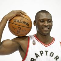 Bismack Biyombo shines in the conference finals