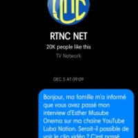 RTNC et Whatsapp