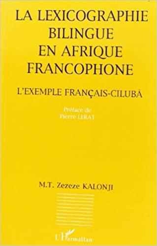 lexicographie